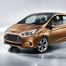 Ford B Max creative marketing team